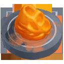Orange Clay
