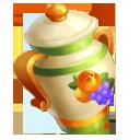 Tuscan Decorative Jar