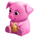 Piggy Cookie Jar