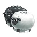 Sheep Salt & Pepper Shakers
