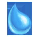 icon waterDrop 4 Farmville 2: 140 Free Water Drops
