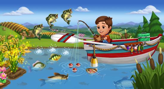 Farmville 2 Faster Fishing